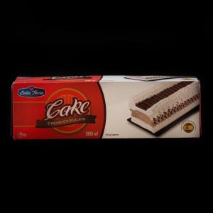 Cream Chocolate Cake
